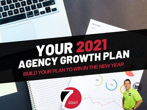 Your 2021 Agency Growth Plan - For Digital Marketing Agencies