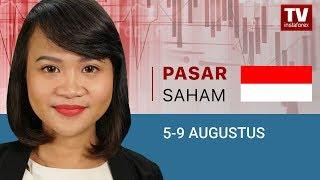 InstaForex tv news: Pasar Saham: Update mingguan (Agustus 5 - 9)