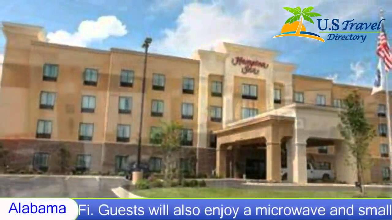 Hampton Inn Atmore Hotel Al