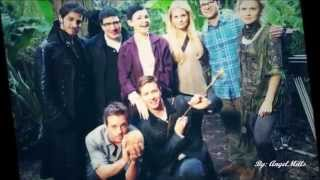 OUAT Cast - Here's to never growing up