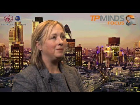 Interview with Catherine Harlow, Head of Transfer Pricing, RELX Group