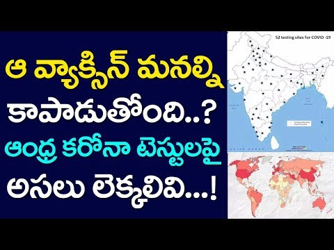 World Crisis.. That Vaccine Is Protecting India..?   Real Facts On Andhra