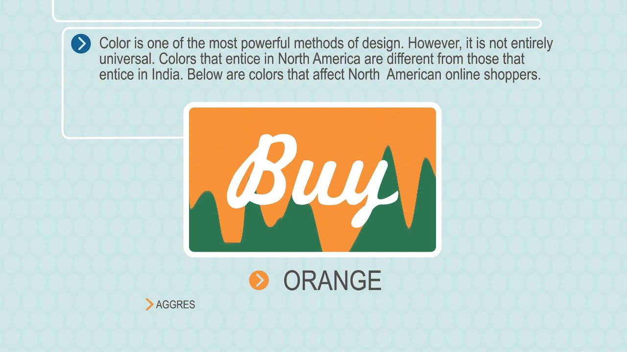 How Do Colors Affect Purchases? A Video Infographic - YouTube