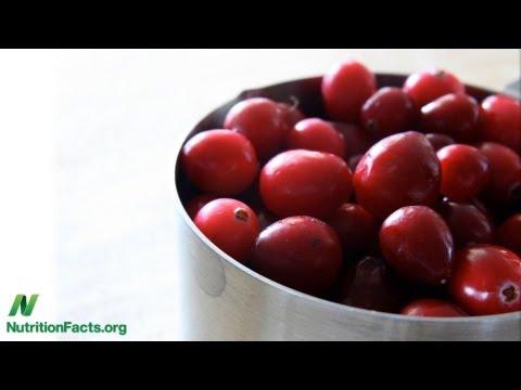 Cranberries versus Cancer