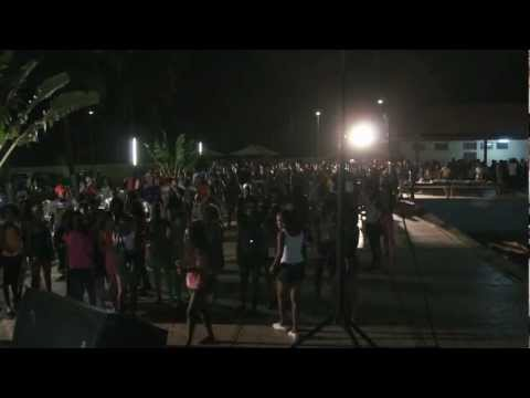 Espectaculo em Cabinda Mass Media - Mix Music Produçoes