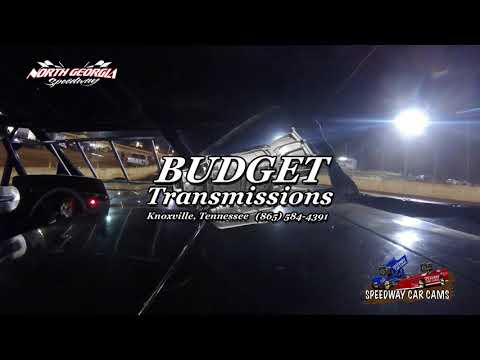 #6 Brandon Higgins - Sportsman - 11-11-17 North Georgia Speedway - In Car Camera