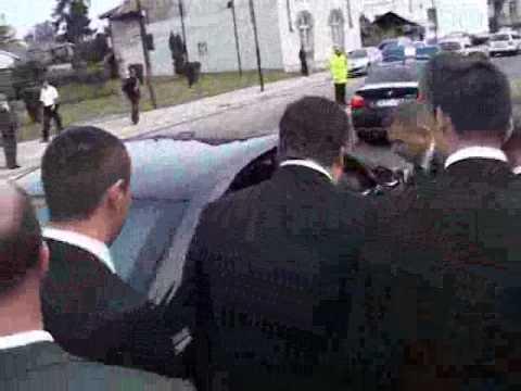 un agent SPP a amenintat un jurnalist - Dau cu tine de pamant