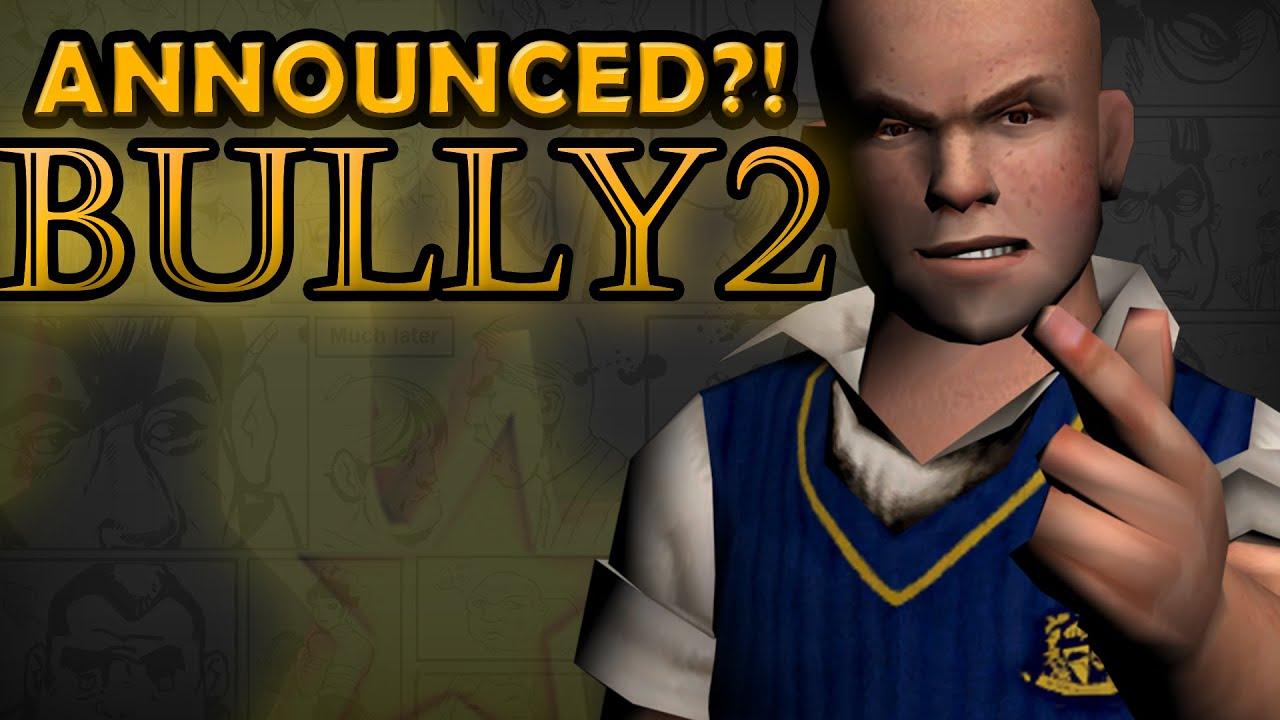 Bully 2 News - DID ROCKSTAR ANNOUNCE IT?! - YouTube