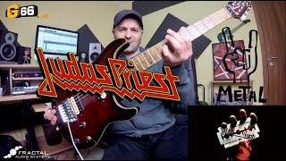 AxeFx2/AX8 - Judas Priest - Breaking The Law [COVER]