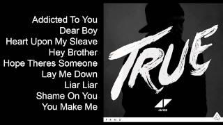 Repeat youtube video Avicii True Preview (Short Album Sampler)