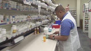 Save on prescriptions