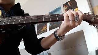 Music  to my eyes - Lady Gaga Bradley Cooper (a star is born) Guitar cover Video