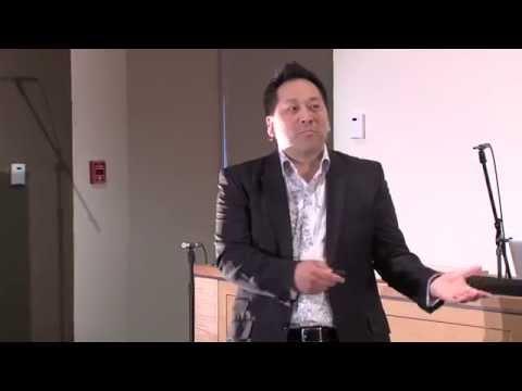 How Wikipedia solved the knowledge gap |  Andrew Lih | TEDxAmericanUniversity
