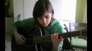 You Are My Love - Makino Yui (solo guitar)