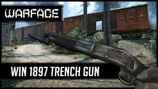Warface Win 1897 Trench Gun