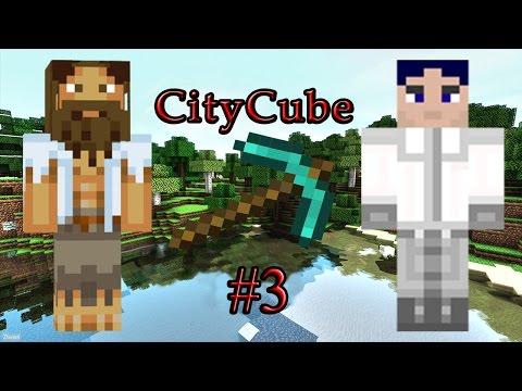 CityCube Episode 3 : Première construction !