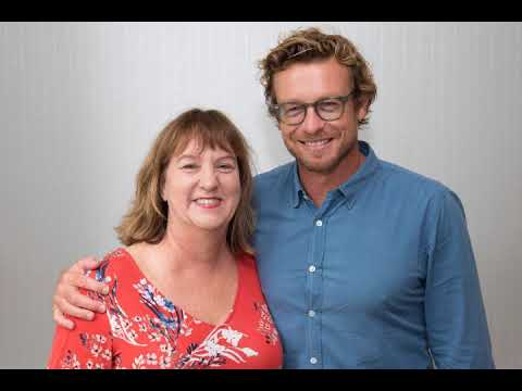Aussies In Hollywood - SimonBaker