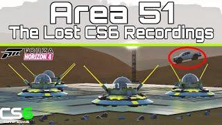 Area 51 :: The Lost CS6 Recordings