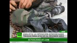 Moscú: Los opositores sirios están armados con misiles estadounidenses
