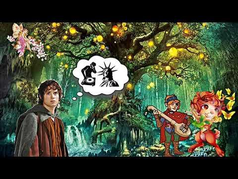 Eckhartina Panus feat.  Fairy Harry - Dream of Elf