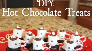 DIY Hot Chocolate Cup Treats Thumbnail