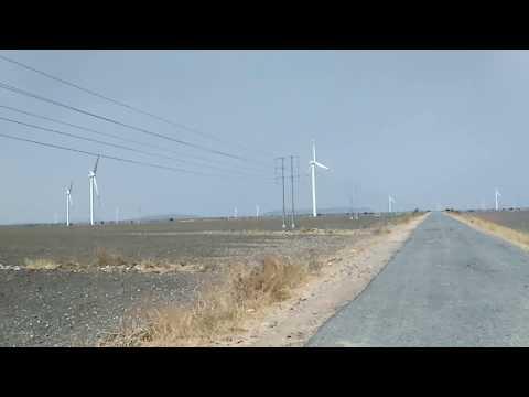 Generating wind power - Power generation using turbines