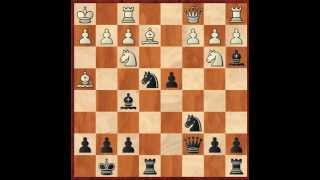 Chess - Opening preparation - Caro-Kann. Chapter 4 - 2. d3. Part one