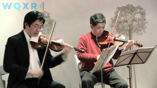 "Shanghai Quartet: Chinese Folk Songs ""Harvest Celebration"""