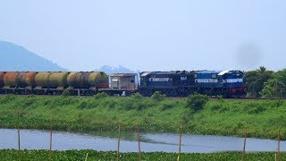 [IRFCA] Itarsi Double Engine with BTPN Oil Tanker heading toawrd