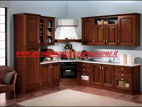 Centro cucine napoli Classiche - YouTube