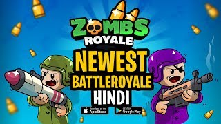 NEWEST FREE BATTLE ROYALE - FORTNITE. IO Gameplay in Hindi (Join Me Lets Have Fun) India