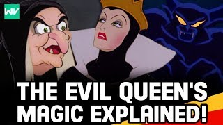 Disney Theory: Where Did The Evil Queen Get Her Magic?...Chernabog!