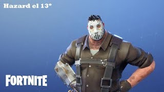 Hazard the 13th / Supervisor Fortnite: Saving the World #51