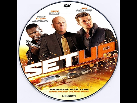 Set Up 2011 English Movies _ 50 Cent, Bruce Willis, Ryan Phillippe.
