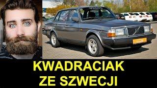Volvo 240 GL, które MUSISZ usłyszeć !!!
