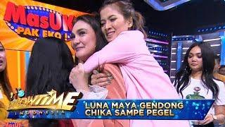 Ayo Main! Luna Maya  Gendong Chika sampe Pegel - It's Show Time Eps 3