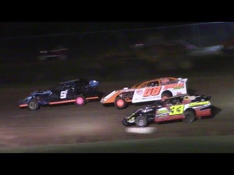 UEMS E-Mod Heat Three | McKean County Raceway | 9-30-17