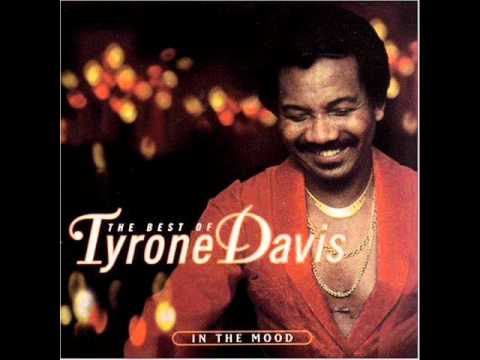 Tyrone Davis- In The Mood