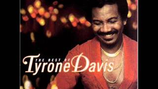 Tyrone Davis- In The Mood