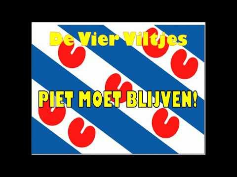 De Vier Viltjes - Piet Moet Blijven (CARNAVAL 2019)