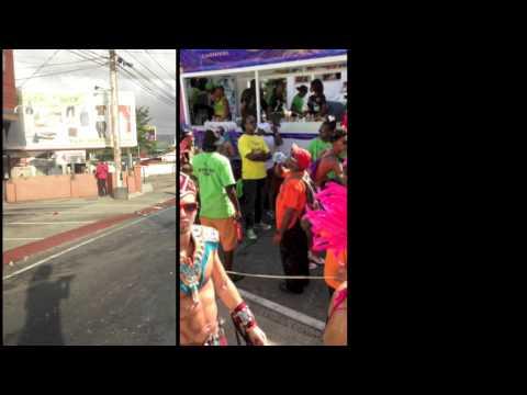 Trinidad & Tobago Carnival 2013