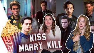 Kiss Marry Kill I Serien 2019 I Maren Vivien x alwaysxcaro