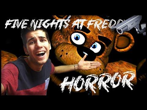 FIVE NIGHTS AT FREDDY'S   PRVÉ NOCI! thumbnail