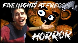 FIVE NIGHTS AT FREDDY'S | PRVÉ NOCI!