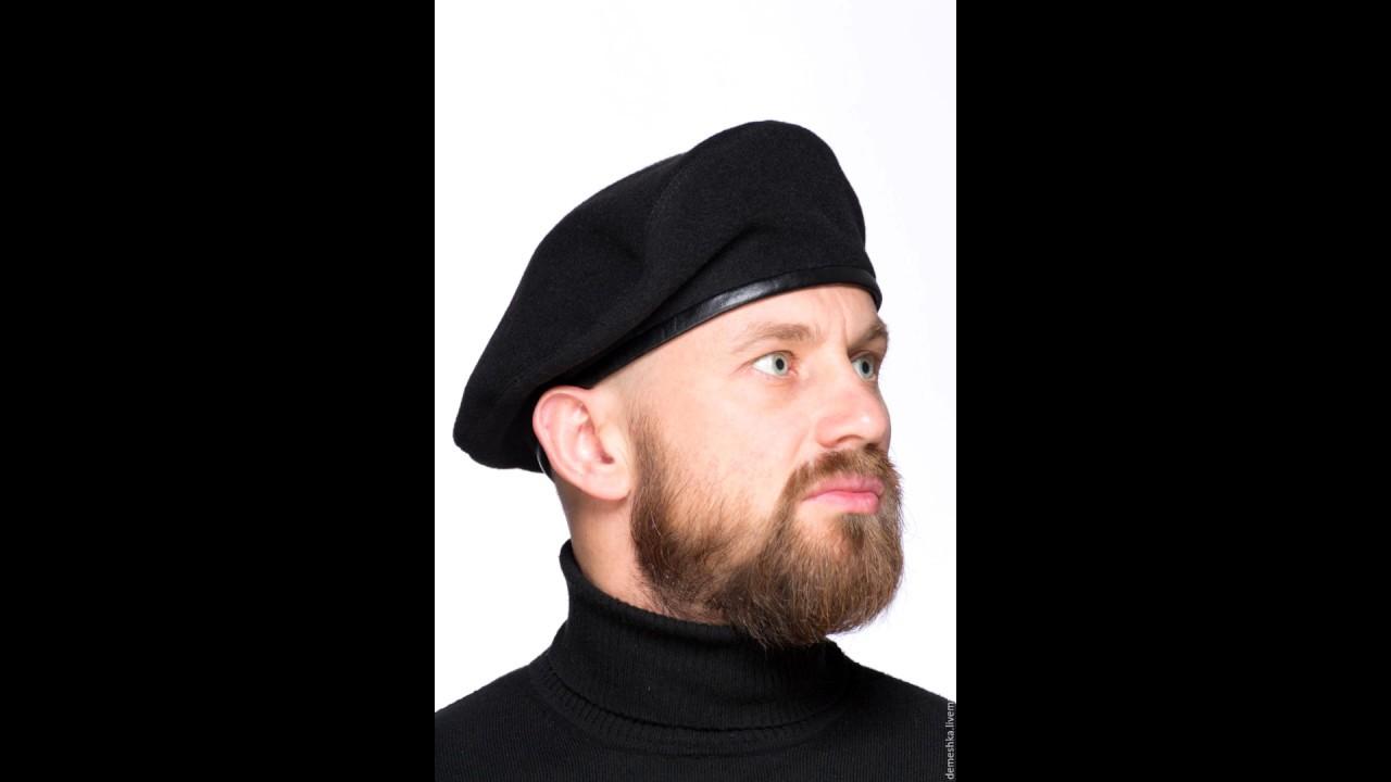 Мужской головной убор своими руками фото 219