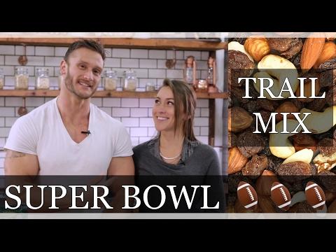 Ketosis Trail Mix Keto Superbowl Recipe Thomas DeLauer