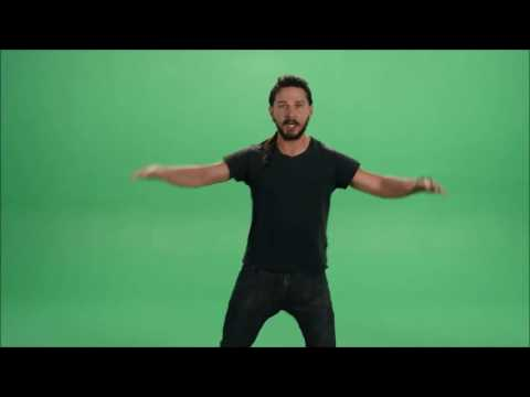 JUST DO IT [GREEN SCREEN] + DOWNLOAD