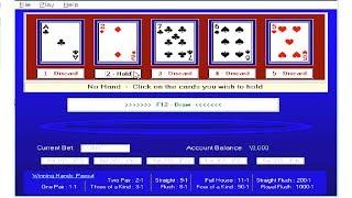 Poker Mania v3.1.0 (Windows game 2004)