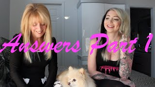 Crueltyfreeqts Q&a Part 1-questions And Answers