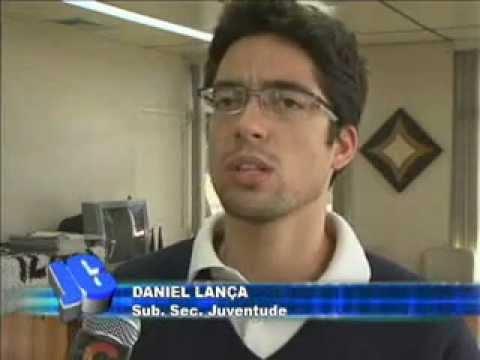 POSSE DO CONSELHO DA JUVENTUDE COM PRESENÇA DANIEL LANÇA DO GOVERNO DE MINAS GERAIS EM ITABIRA.wmv
